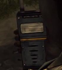 Default survivor radio