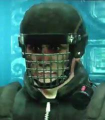 Default masked guard