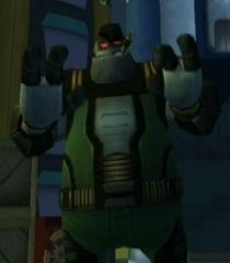 Default robot lieutenant