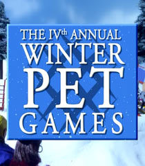 Default winter pet games announcers