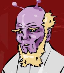 Default professor caldera