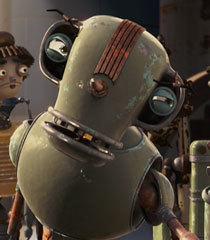 Default broken arm bot