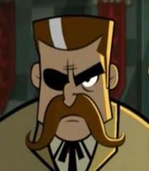 Default evil moustache cabal