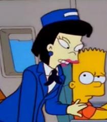 Default japanese stewardess
