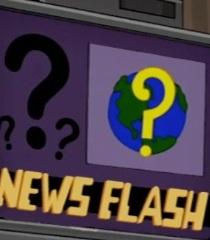 Default news flash anchorperson