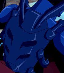 Default blue beetle scarab