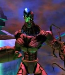 Default cyborg superman