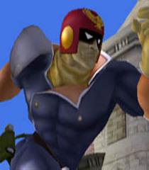 Default captain falcon