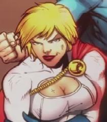 Default power girl