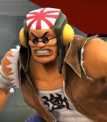 Default samurai goroh