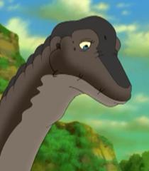 Default diplodocus mom