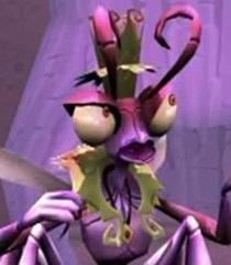 Default insect queen
