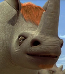 Default biggie the rhinoceros