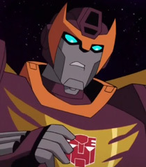 Default rodimus minor