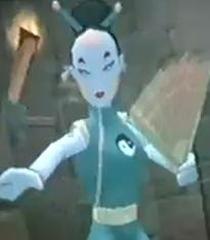 Default kung fu maiden