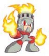 Default fire man