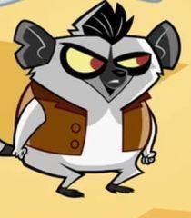 Default femur the lemur