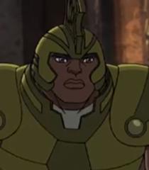 Default asgardian guard