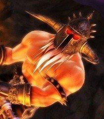 Default the demi god of rock