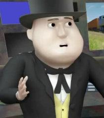 Default sir topham hatt