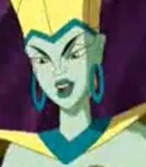 Default queen athena