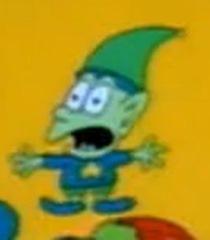Default happy little elf