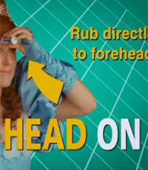 Default headon commercial voice