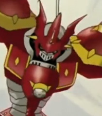 Default gallantmon crimson mode