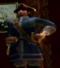 Default spanish guard