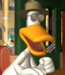 Default drill sergeant duck