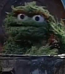 Default oscar the grouch