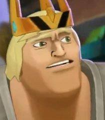 Default king of sling