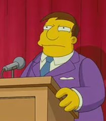 Default mayor diamond joe quimby