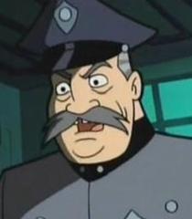 Default guard captain