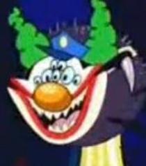 Default spider clown mailman