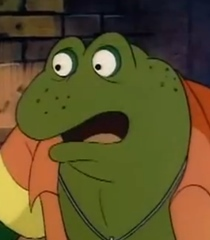 Default attila the frog