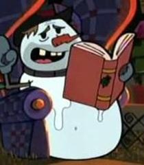 Default snowman