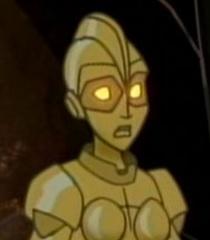 Default gold robot