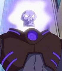 Default atomic skull