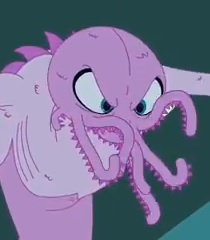 Default octopus creature
