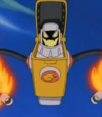 Default heatman