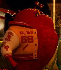 Default big red