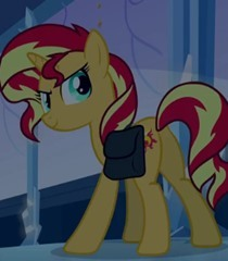 Default sunset shimmer