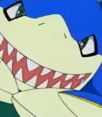Default sharkman