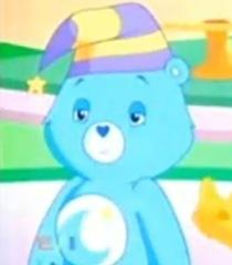 Default bedtime bear