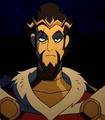 Default king joseph chadwick