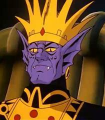 Default king zarkon
