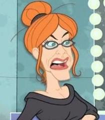 Default beauty school teacher