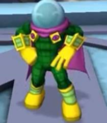 Default mysterio