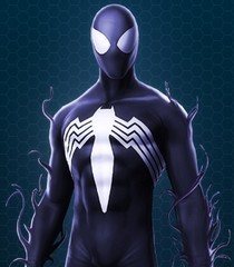 Default spider man symbiote
